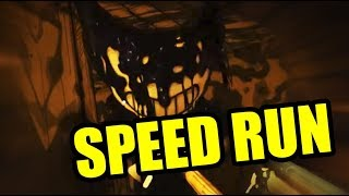 BENDY AND THE INK MACHINE ALL CHAPTERS SPEED RUN