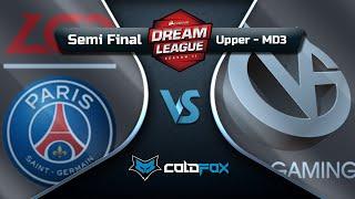 [PT-BR] PSG.LGD vs Vici.Gaming - DreamLeague 11 - Dota 2 Major