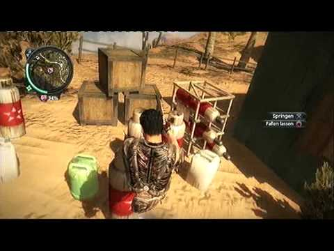 Just Cause 2 - Rocket Man