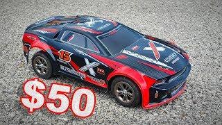 $50 RC Car - XINLEHONG TOYS 9118 1:12 RC Racing Car - TheRcSaylors