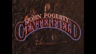 John Fogerty Centerfield Full album vinyl LP (Original release, including Zanz Kant Danz)