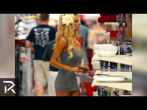10 Inappropriate People At Walmart