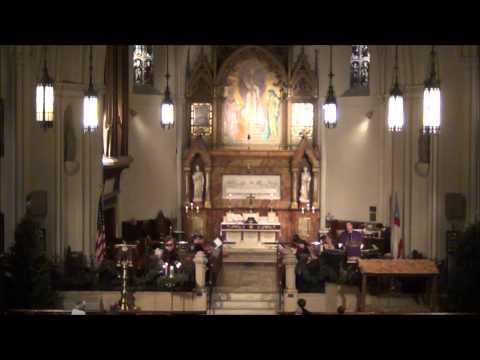 Sermon for Advent IV (1928 Book of Common Prayer) @ St. John's Detroit