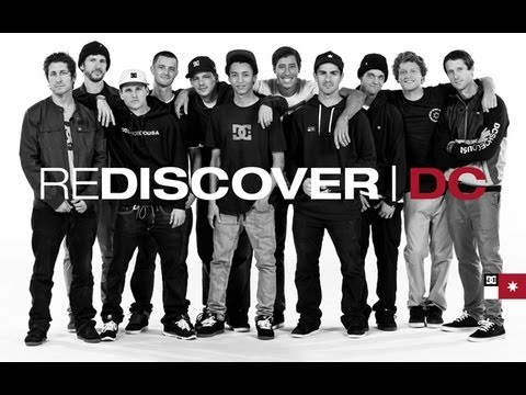 DC SHOES: REDISCOVER DC - TEAM 2012