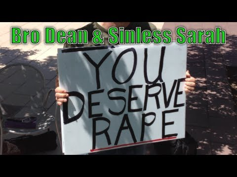The Ballad Of Dean And Sarah - You Deserve Rape video