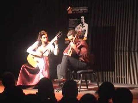 Duo Melis Uppsala Guitar Festival 2007