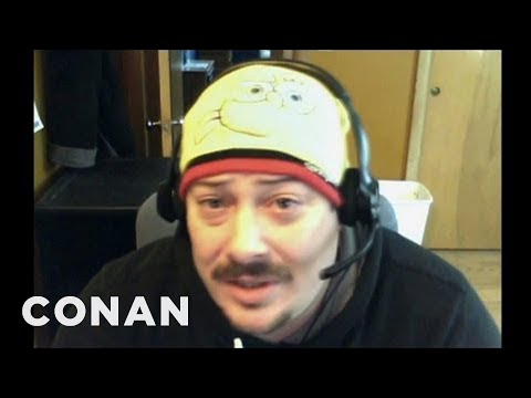 Fan Correction: The Pope Does Not Simply Walk Into Mordor! - CONAN on TBS