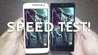 Redmi 3S Prime vs Moto G4 Play -SPEED TEST! (Same price)