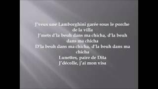 Kaaris-chicha PAROLES