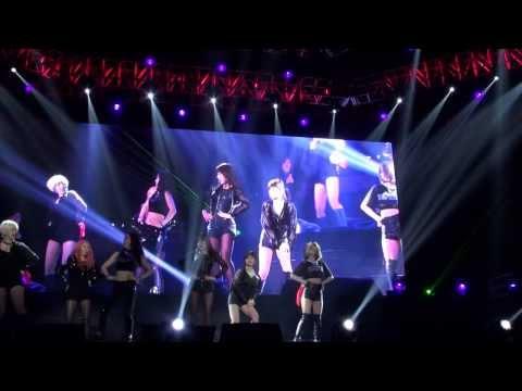 131221 T-ARA in Guangzhou FULL Concert