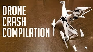 Too Many Drone Crashes - KEN HERON (Viewer Crash Compilation)
