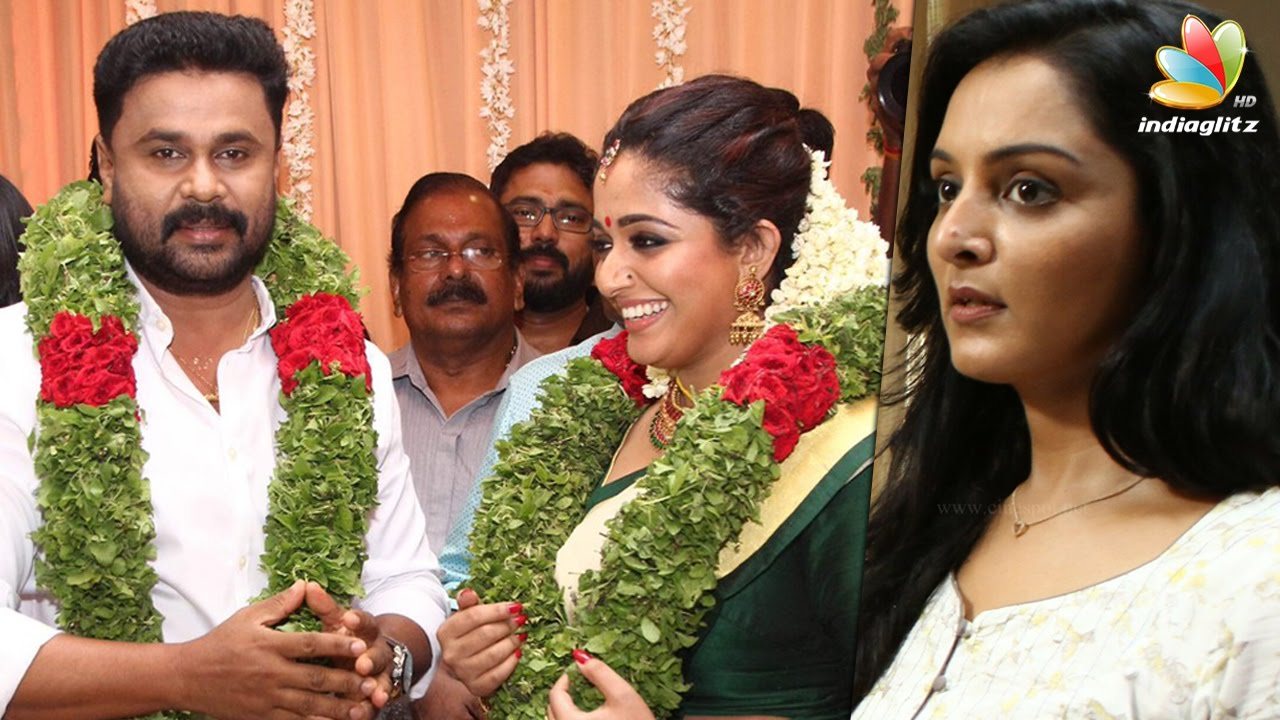 16 years age gap : Dileep & Kavya Madhavan Marriage | Latest Celebrity Wedding