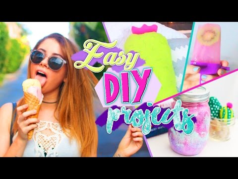 DIY Summer Projects You NEED To Try!! // Jill Cimorelli