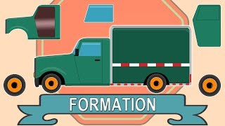 Mail Van Formation And Uses Videos For Kids | Fun Educational videos | Baby tv