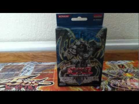Yu Gi Oh Machine Re Volt Structure Deck Opening How To