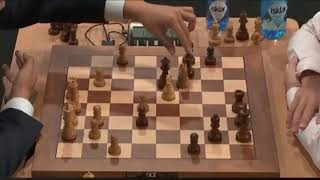 Look at this Cruel game of Carlsen he crushed Wang hao in alpha Zero style