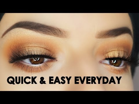 Quick & Easy Everyday Makeup Tutorial | ABH SOFTGLAM