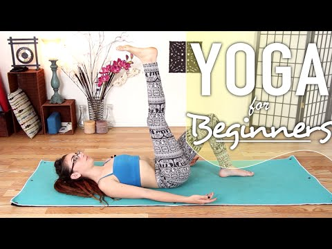 "Morning Yoga Workout - Beginners Energizing ""Start Your Day"" Yoga"