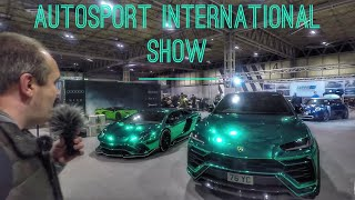 Autosport International Show - Internet Racing School WO1F
