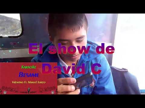 Duelo de karaoke - David C