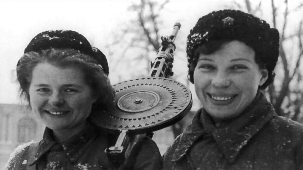 Женщины в великую отечественную войну 1 фотография