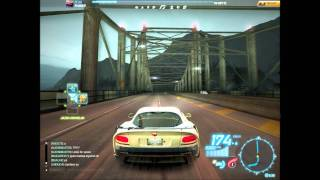 Dodge Viper - Testing Car - Speed and Acceleration - NFSW