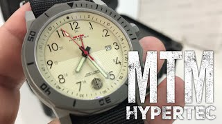 MTM Special Ops HYPERTEC H- 61 Rugged Tactical Watch Review