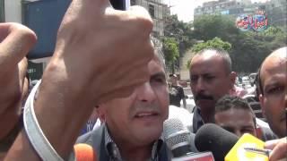 طاهر أبو زيد.... مصر فقدت اليوم صاحب القلم الشجاع الكاتب الصحفي أحمد رجب
