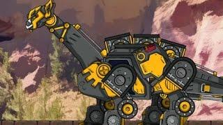 Apatosaurus Dino Robot (Роботы динозавры Апатозавр) - прохождение игры