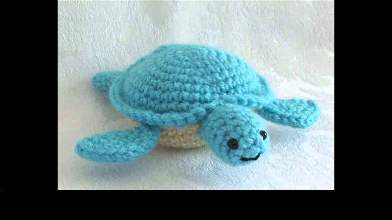 Easy Crochet Stitches Youtube : easy crochet animals patterns - YouTube