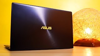 Asus Zenbook 14 Unboxing and Hands On