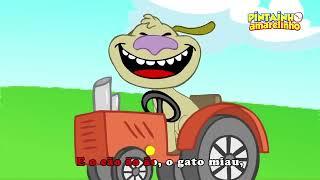 Pintainho Amarelinho DVD Completo