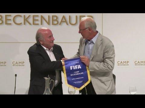 Qatar 2022: Fifa bans Beckenbauer