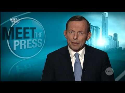 Abbott's Lies - 18 August