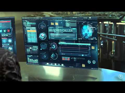 Iron Man 2  Amazing interfaces and holograms - The Ultimate Review (Part 3 of 3)