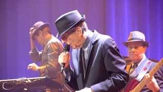 Leonard Cohen - Save The Last Dance For Me (live) - TSB Bank Arena, Wellington - 17-12-2013