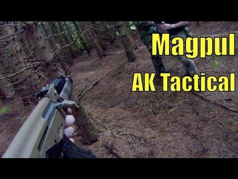 Tactical Magpul Airsoft War Magpul ak Tactical