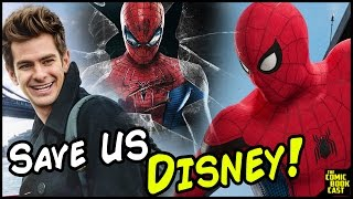 WHY Sony Asked Marvel & Disney to Save Spider-Man