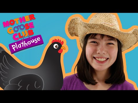 Hickety Pickety -- Mother Goose Club Playhouse Kid Video