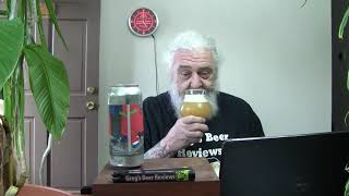 Beer Review # 3772 Other Half Brewing Line @ Garnet IPA