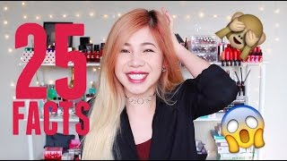 25 SỰ THẬT VỀ MÌNH / 25 FACTS ABOUT ME (WITH CC ENGSUB)