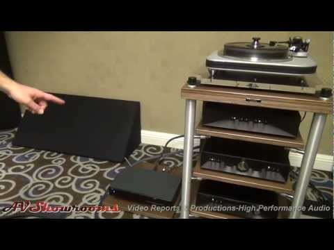 EnKlein, Krolo, Spiral Groove, Thrax Audio, Venture speakers, Weiss Engineering