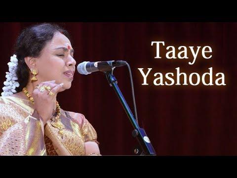 Taaye Yashoda - Sudha Raghunathan Live - Isai Ragam