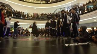 Finał Rep Your Crew 2017: Mafia (RU) vs Smack 19 (UK)