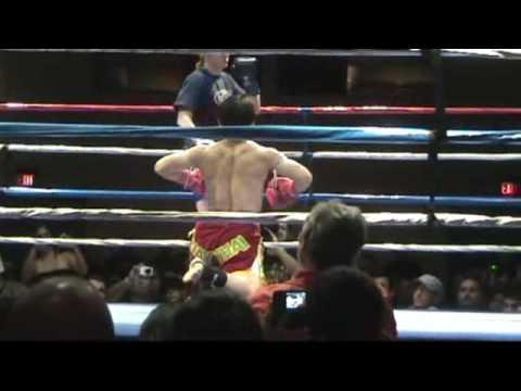 Nathan Willet vs Thonglor – Pt1 – Pre fight Wai Kru