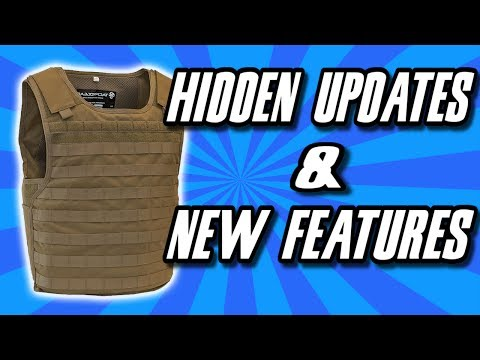 GTA 5 High Life Hidden Updates - New Armor System. Extended Emoticons. & More!