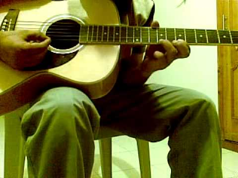 Mere sang to chal zara new york on guittar solo version tutorial...