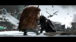 How To Train Your Dragon 2-Nina Sublatti-Warrior