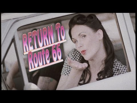 RETURN TO ROUTE 66 - Chris Commisso original