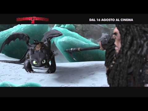 Dragon Trainer 2 Dal 16 Agosto Al Cinema Tv Spot